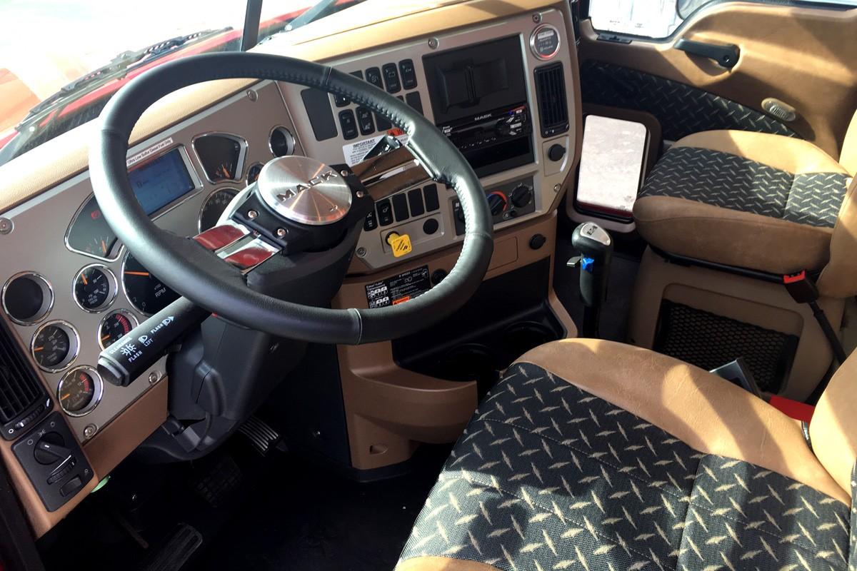 28 Ton Manitex 2892c Mack Truck Mirror Heaters Wiring Diagram On 2017 Gu433 Custom Interior View