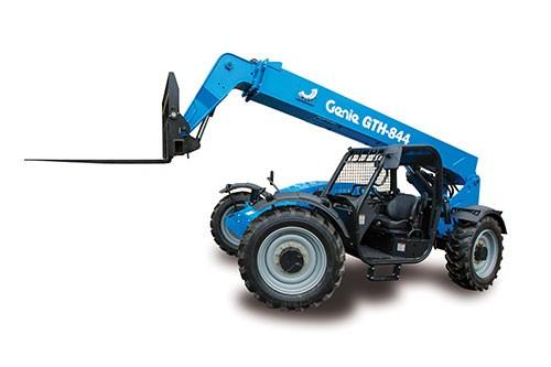 8,000 LB  Capacity Forklift / Telehandler Rental (Genie)