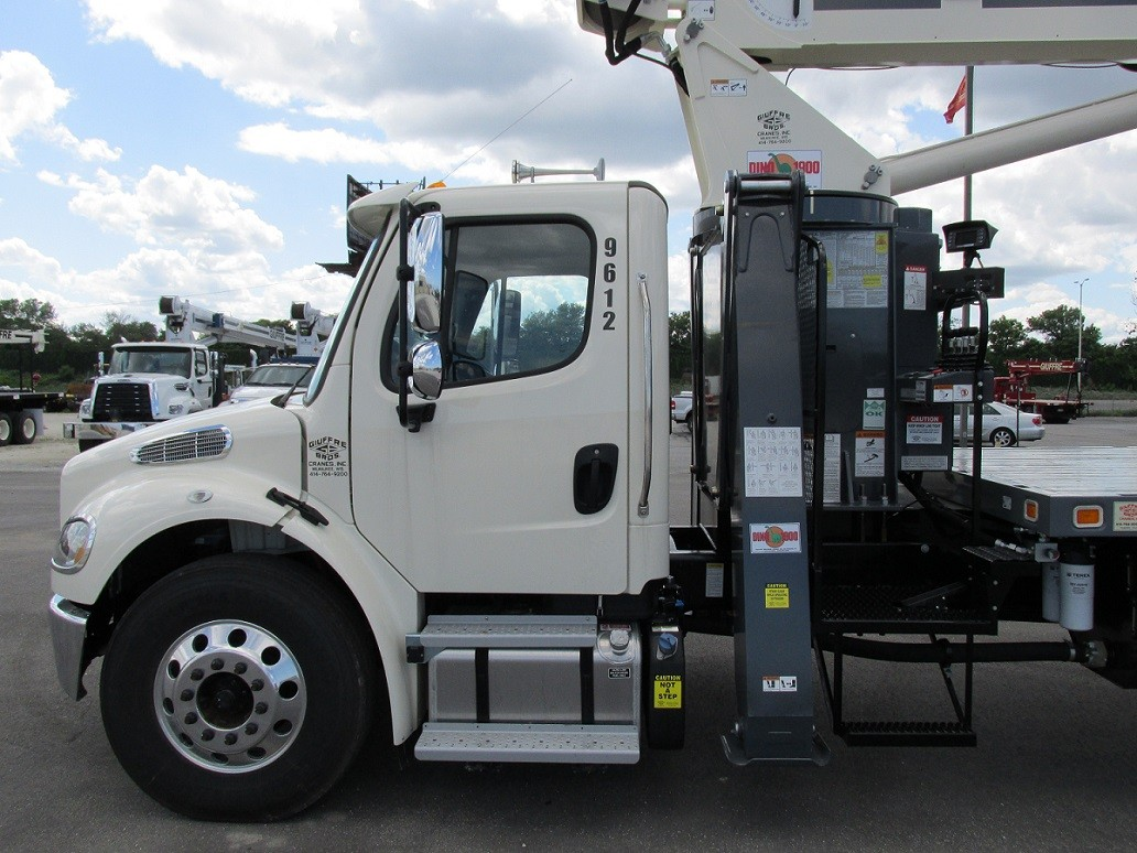 19 Ton Terex Bt3870 Freightliner M2106 Wiring Diagram On 2014 M2 106 Chassis Only View