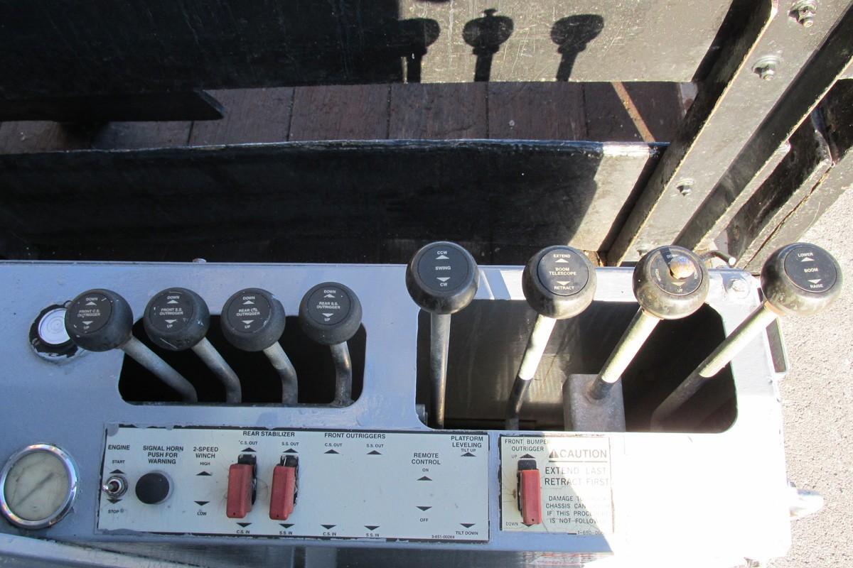 23.5 Ton Terex BT4792