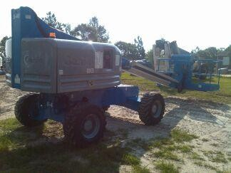 GENIE S40 REFURB Straight Boom Stock #76431