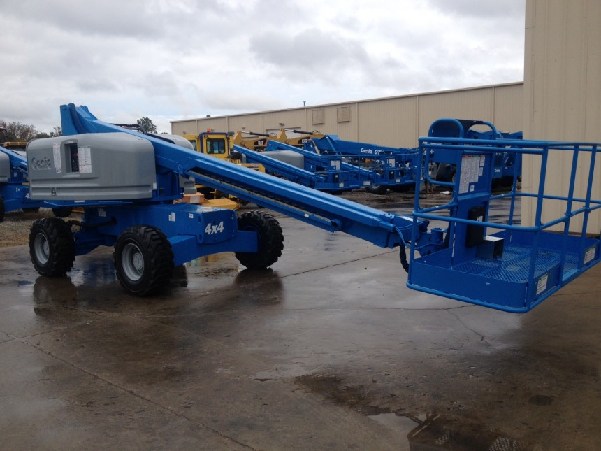 GENIE S40 REFURB Straight Boom Stock #76464