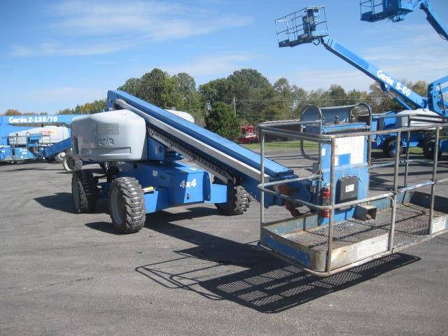 GENIE S60 Straight Boom Stock #77189
