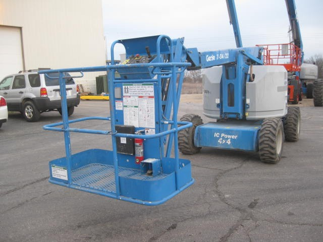 GENIE S60 Straight Boom Stock #77194