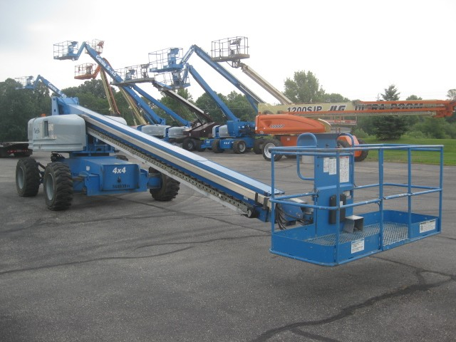 GENIE S80 Straight Boom Stock #77220