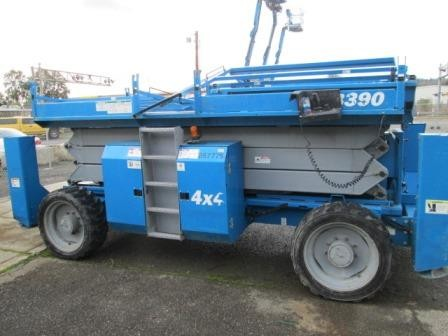 GENIE GS3390RT Scissor Lift Stock #77390