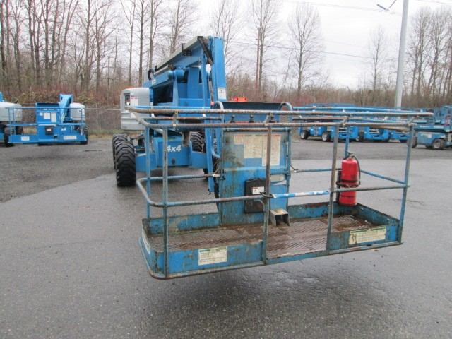 GENIE Z60/34RT Articulate Boom Stock #77433