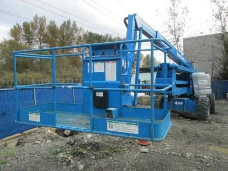 GENIE Z60/34RT Articulate Boom Stock #77434