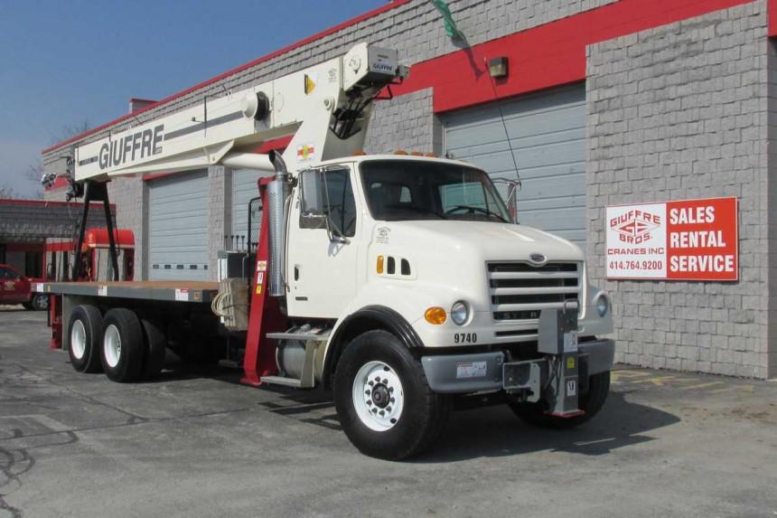 25 Ton Terex BT5092