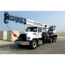 Manitex 40124S on 2016 Freightliner 114SD - Front Driver's Side