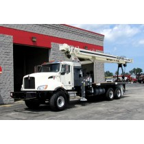 Terex BT70100 on 2019 Kenworth T470 front driver's side