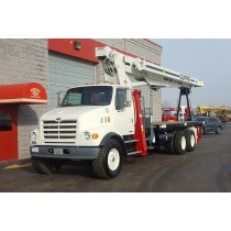 Used Terex BT4792 on 2006 Sterling LT7501 - Front street side