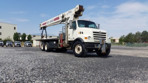 Terex BT60100 on 2003 Sterling LT7500 - Front Passenger side