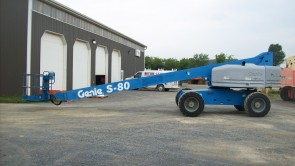 GENIE S80 Straight Boom Stock #76802