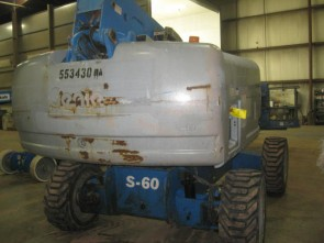 GENIE S60 Straight Boom Stock #77195