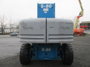 GENIE S80 Straight Boom Stock #77368