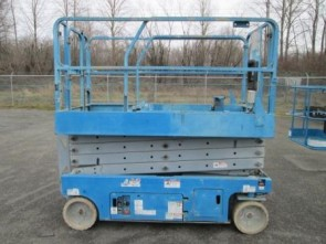 GENIE GS2646 Scissor Lift Stock #78424
