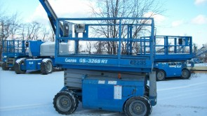GENIE GS3268RT Scissor Lift Stock #78737