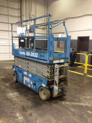 GENIE GS2632 Scissor Lift Stock #78779