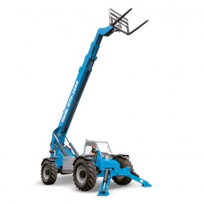 Genie GTH-1056 • 10,000 LB Capacity • 56ft Reach Forklift Telehandler