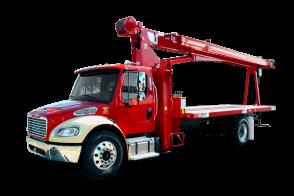 Manitex 1901C 19 Ton Boom Truck
