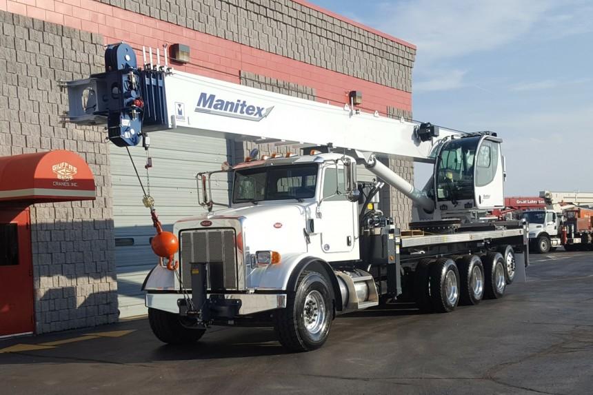 45 Ton Manitex TC45142SHL