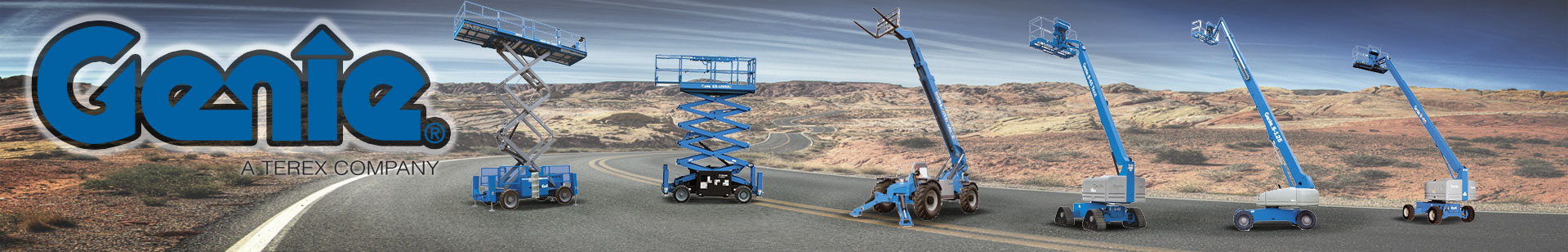 Genie Manlifts, Aerial Lifts, Scissor Lifts, Boom Lifts and AWP's for sale