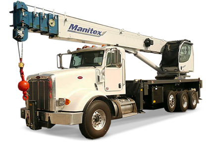 New Manitex Boom Truck for sale