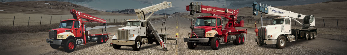 Equipment For Sale Listings from Giuffre Bros. Cranes