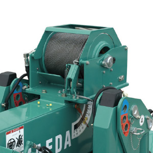 Auxiliary Long Rope Winch