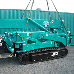 Four Rigging Points For Lifting Machine