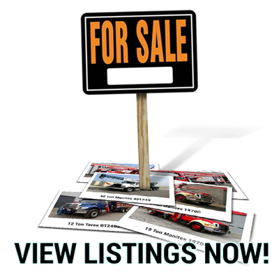 view online boom trucks and cranes for sale listings